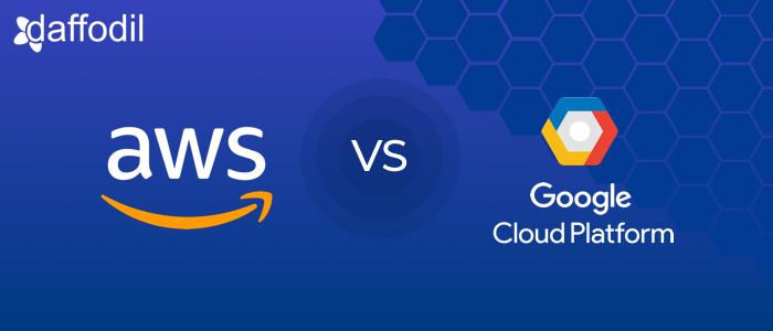 AWS vs google cloud