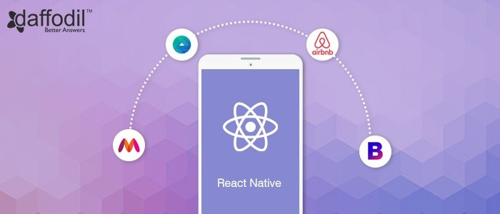 Apps Build Using React Native Technology