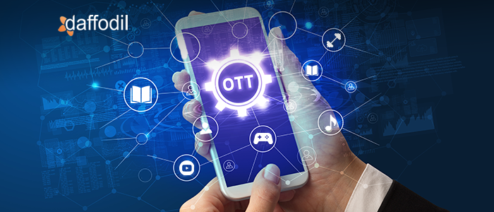 Industries benefiting from OTT apps