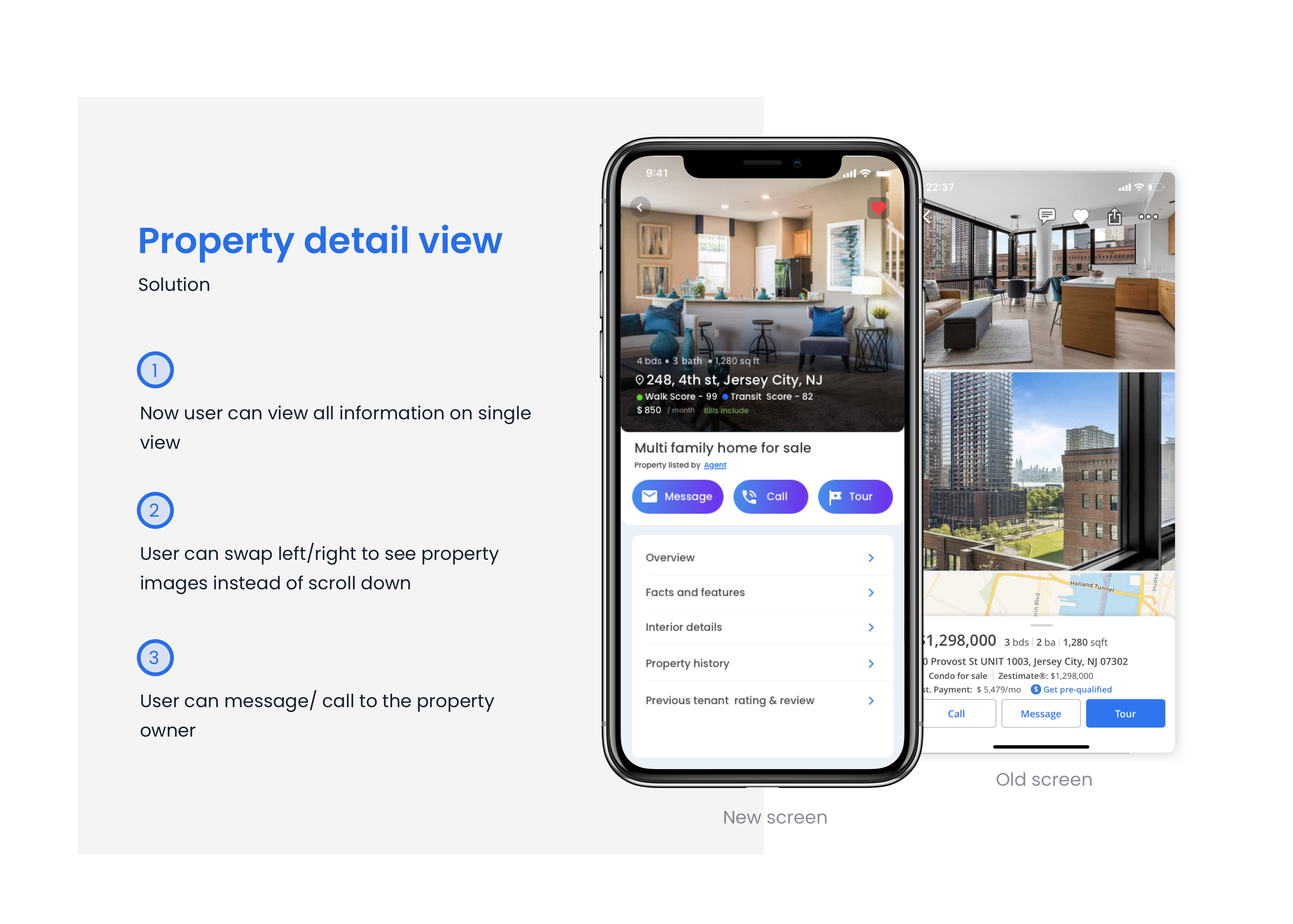 Property list details