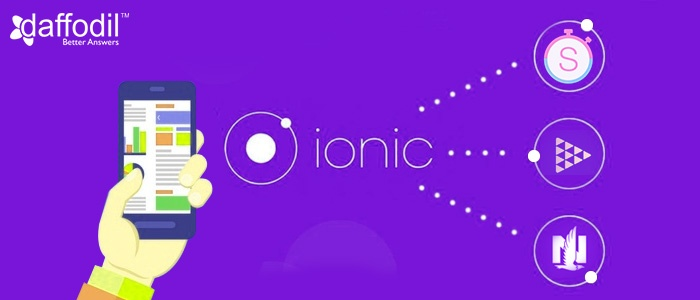 Apps built using Ionic