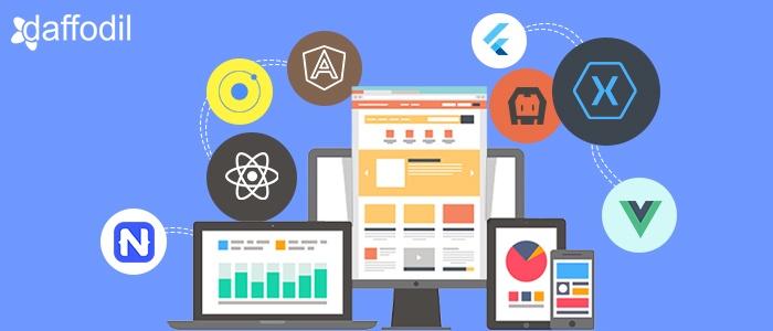frameworks for frontend development