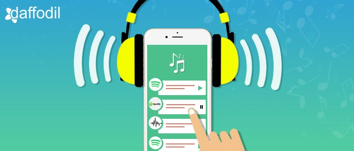 music streaming app like spotify
