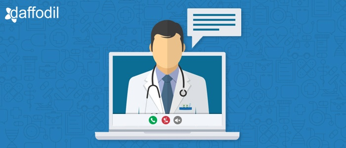 on demand virtual visits in healthcare