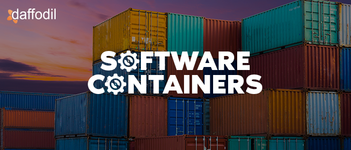 software containers