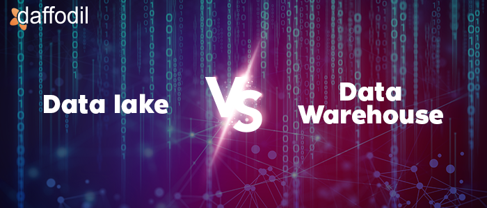 Data lake Vs data warehouse