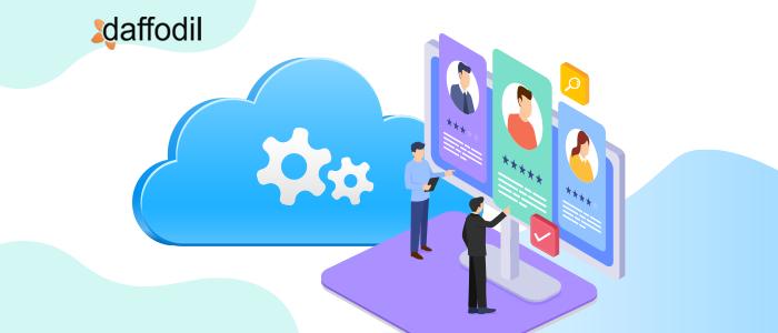 How Cloud HCM can improve HR productivity