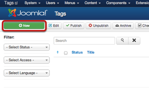 Joomla 3.1 Tags Feature2
