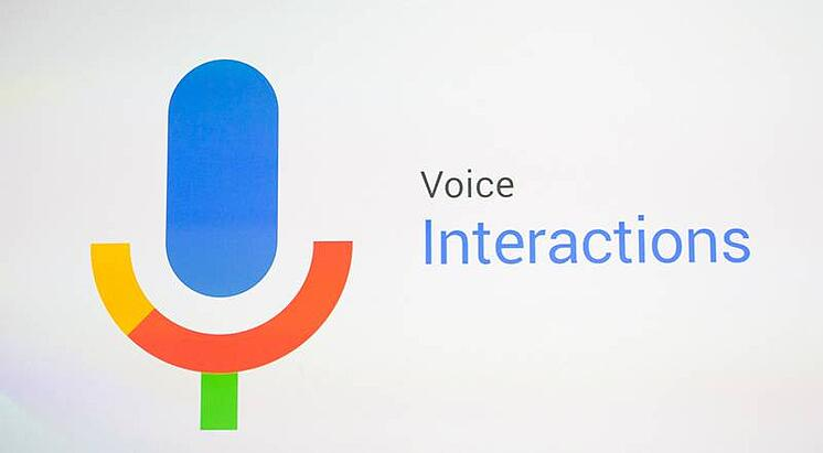 Voice interaction android