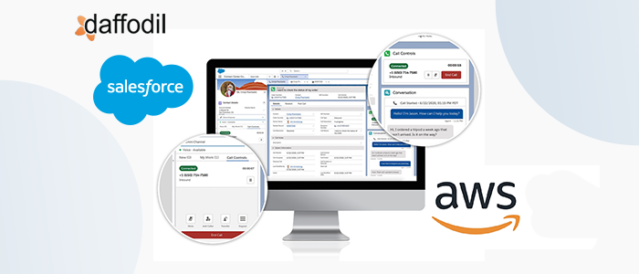 Service Cloud Voice by Salesforce & AWS- The future of contact centres