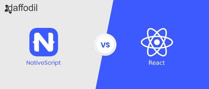 Nativescript VS React Native: Overview and Comparison